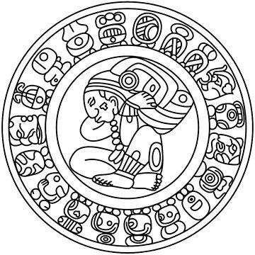The Mayan Calendar by los-ancients