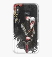 dagger & mask iPhone Case/Skin