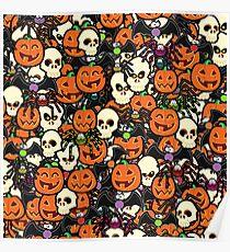 Halloween Hullabaloo  Poster