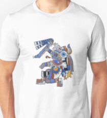 Tlaloc - He Who Makes Things Sprout Unisex T-Shirt