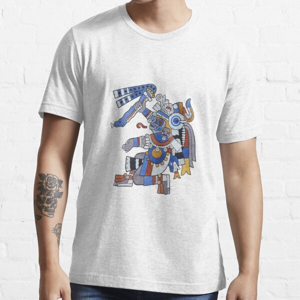 Tlaloc - He Who Makes Things Sprout Essential T-Shirt