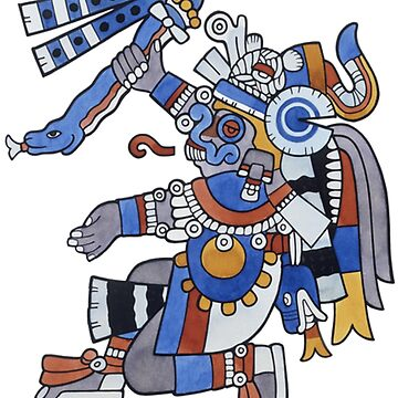 Tlaloc - He Who Makes Things Sprout by los-ancients