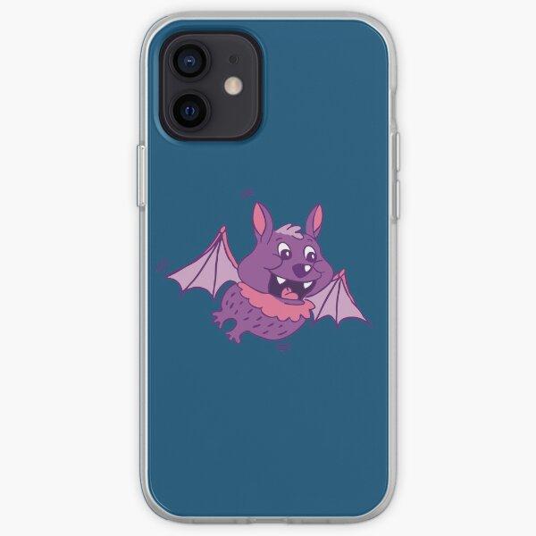 Little Halloween Bat iPhone Soft Case