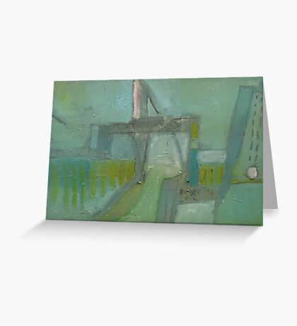 port life (9) Greeting Card