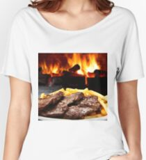 Barbecue Women's Relaxed Fit T-Shirt