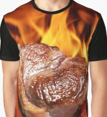 Barbecue Graphic T-Shirt