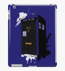 Dr Sherlock Who iPad Case/Skin
