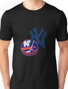 islanders and yankees Unisex T-Shirt