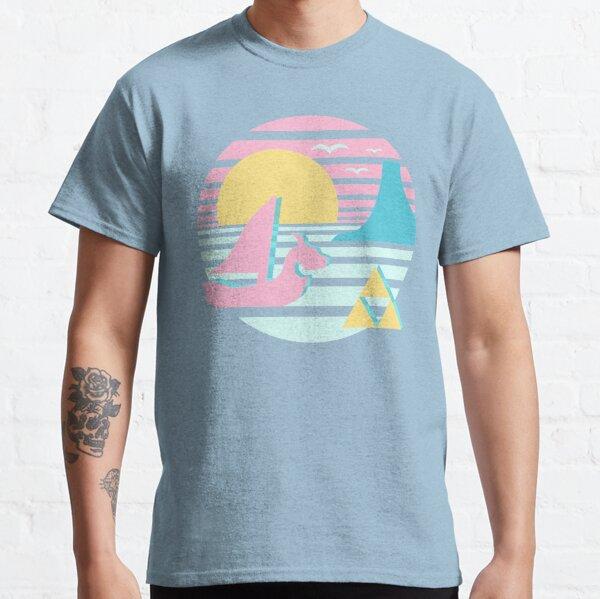 Great Sea Sunset Classic T-Shirt
