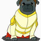 «Pug encantador» de jennisney