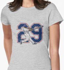 29 - Beltré (vintage) Women's Fitted T-Shirt