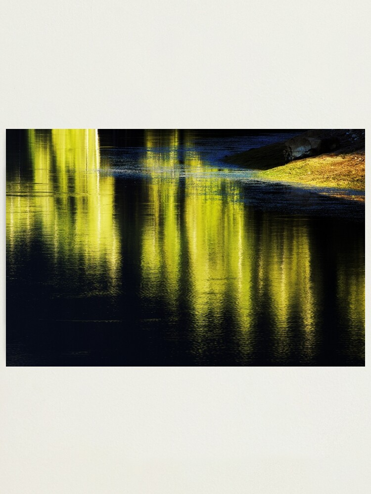 Alternate view of An autumn moment Photographic Print