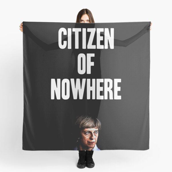 Citizen of Nowhere Scarf