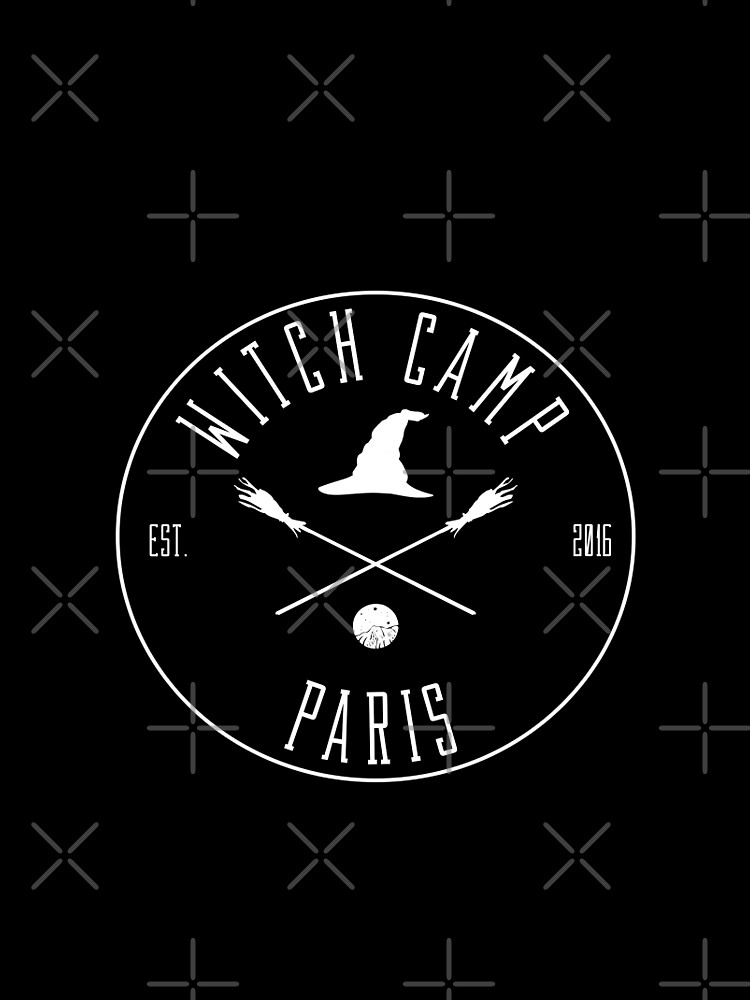Witch Camp Paris (white) by siyi