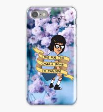 Tina Belcher Bobs Burgers Charm Bomb iPhone Case/Skin