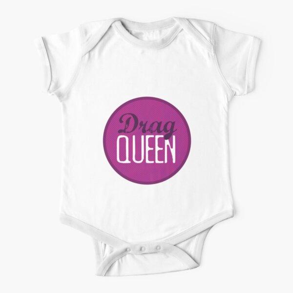 Drag Queen Short Sleeve Baby One-Piece