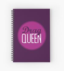 Drag Queen Spiral Notebook