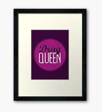 Drag Queen Framed Print