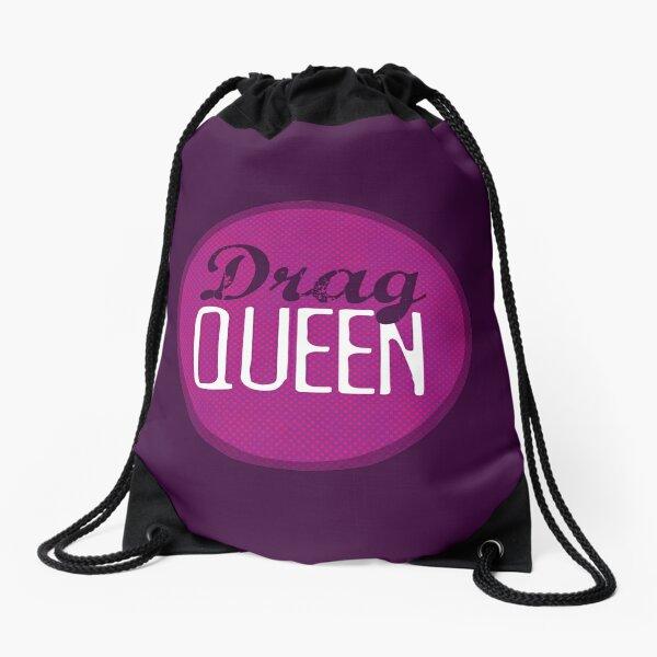 Drag Queen Drawstring Bag