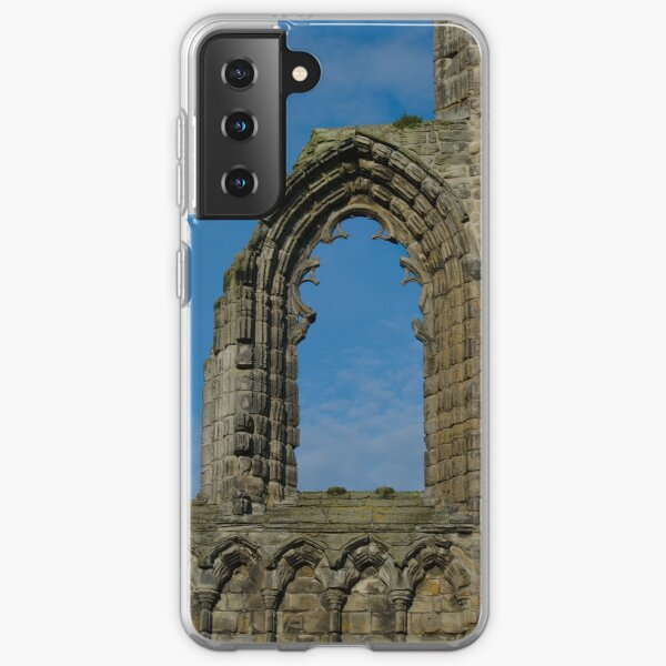 Window In St Andrews Cathedral Samsung Galaxy Soft Case