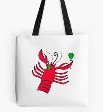 Party Lobster Tote Bag