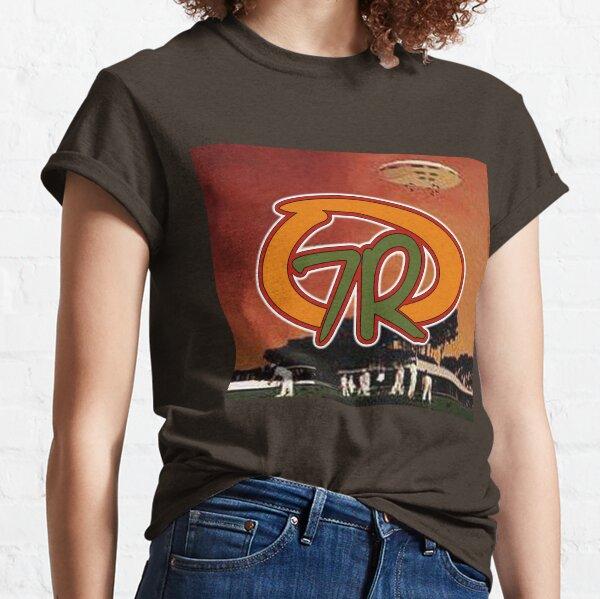 Orange & Green logo over bowls & UFO Classic T-Shirt