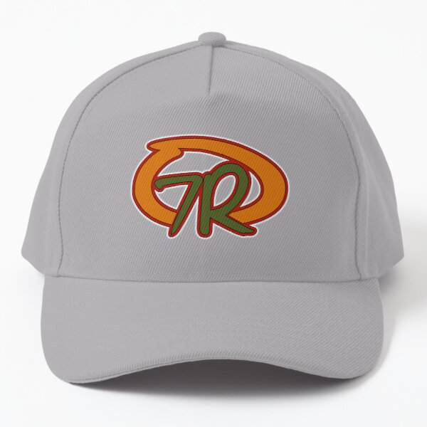 Orange & Green logo alone Baseball Cap