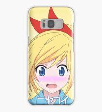 Kirisaki Chitoge Samsung Galaxy Case/Skin