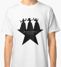schuyler sisters Classic T-Shirt