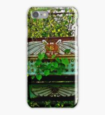 Number 6 iPhone Case/Skin