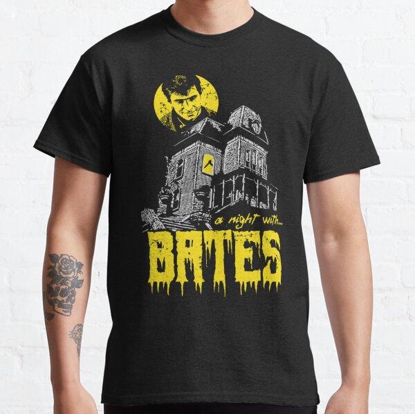 A night with Bates Camiseta clásica
