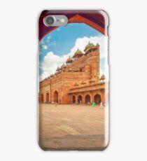 Jama Masjid - Fatehpur Sikri iPhone Case/Skin
