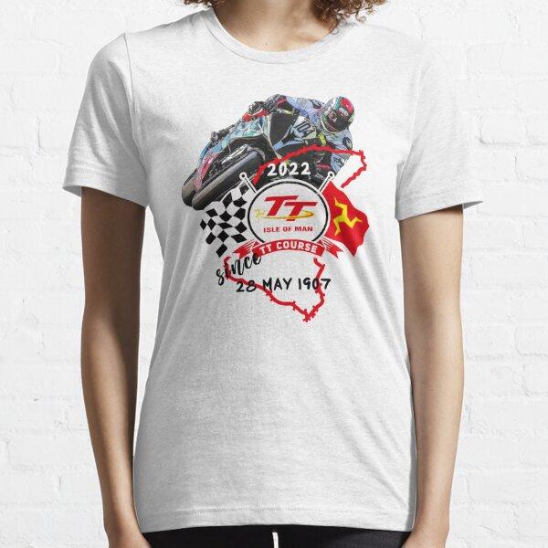 Heroes TT Isle Of Man Racing Essential T-Shirt