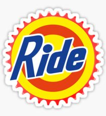 Ride (Parody) Sticker