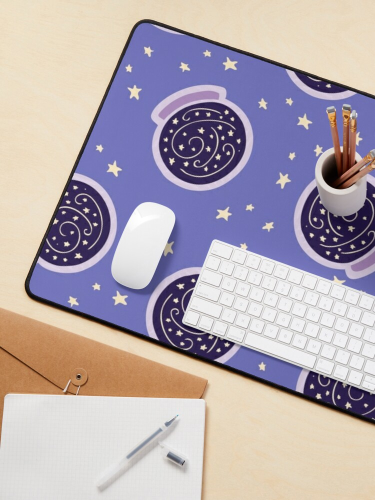 Alternate view of Crystal Ballin' Pattern Mouse Pad