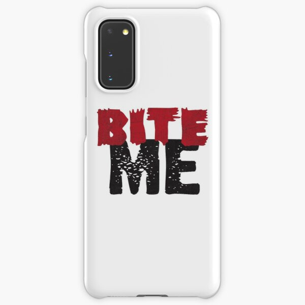 Bite Me Samsung Galaxy Snap Case