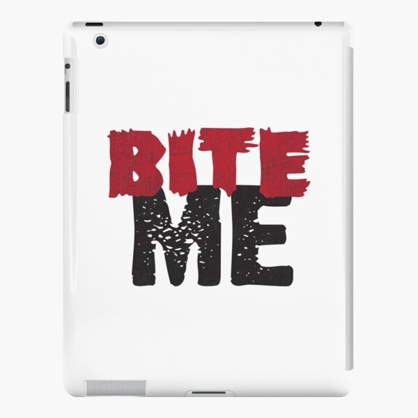 Bite Me iPad Snap Case