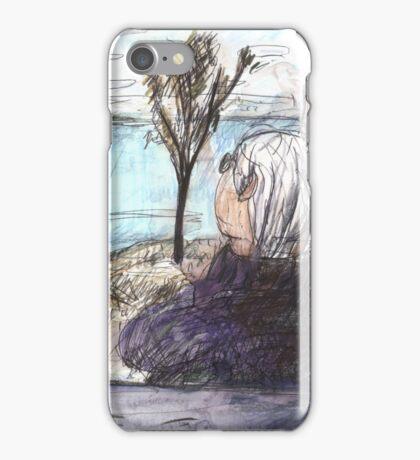 Jean at Callide Dam iPhone Case/Skin