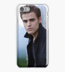 Paul Wesley Stefan Salvatore 001 iPhone Case/Skin