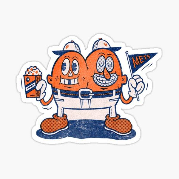 Mets Fan Sticker
