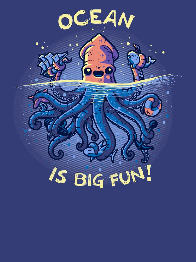 Joyful Kraken | Unisex T-Shirt