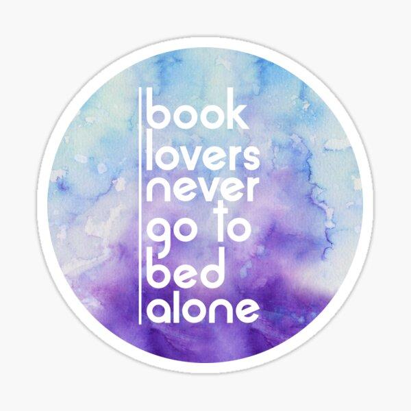 Book Lovers Sticker