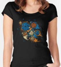RPG United Remix Women's Fitted Scoop T-Shirt