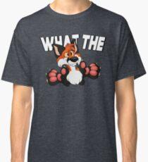 What The Fox? Classic T-Shirt