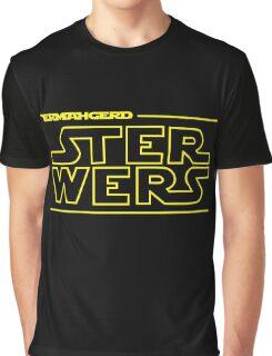 OMG STAR WARS Graphic T-Shirt