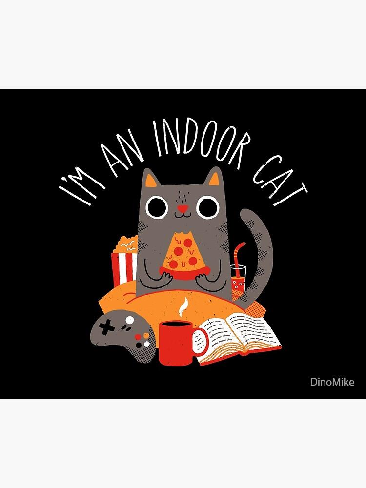 Indoor Cat by DinoMike