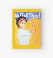 WE GOT THIS Hardcover Journal