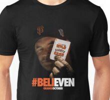 Giants Wild Card: #BeliEVEN Unisex T-Shirt