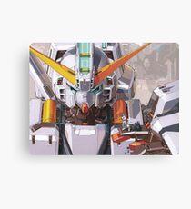 Gundam Hazel  Canvas Print