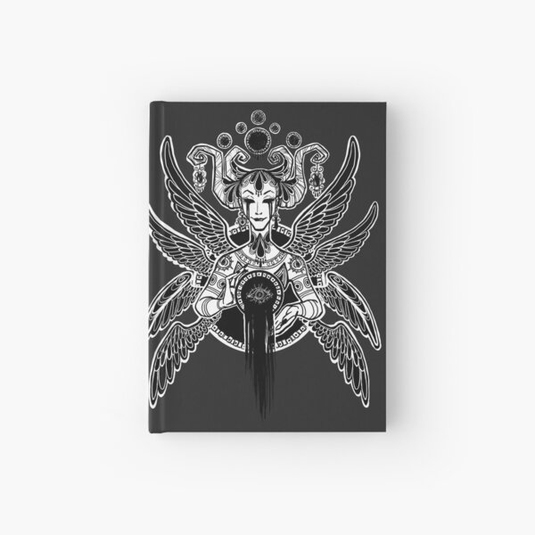 Winged Void Hardcover Journal
